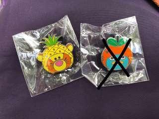 Disney game pins 迪士尼 徽章 跳跳虎