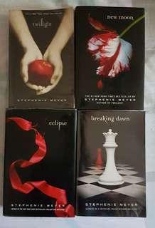 Twilight Saga Complete Set by Stephenie Meyer