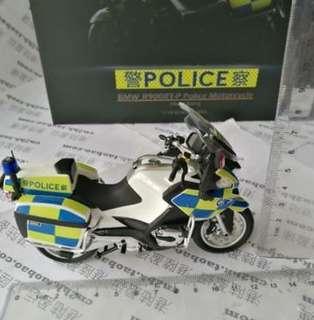 1:18 Hong Kong Police Motorcycle BMW R900RT-P Tiny ATC18008