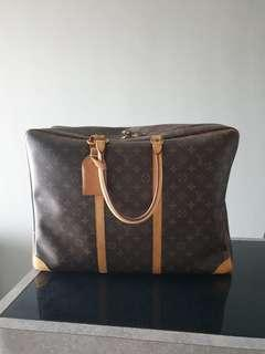 PREOWNED LV SIRIUS SUITCASE TRAVEL BAG