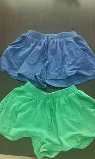 Mothercare 4yo shorts