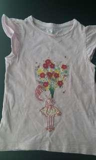 Mothercare t shirt 6yo