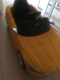 寶馬兒童汽車