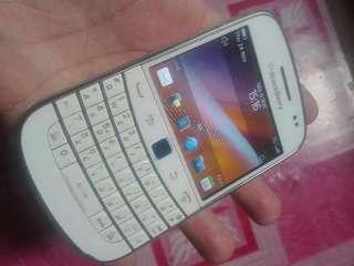 Blackberry Touch n type Good condition