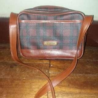 Original Ralph lauren rl polo vintage plaid bag