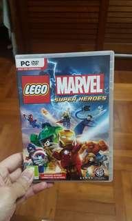 PC Lego marvel super heroes