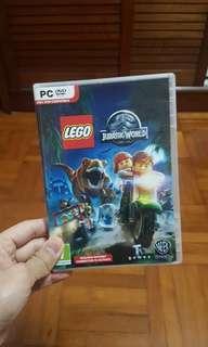 PC Lego jurassic park