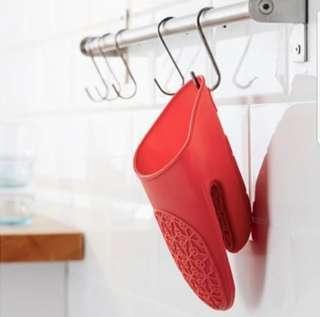 NEW IKEA Silicone Rubber Oven Glove 20cm (Singapore)
