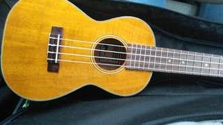 Makai simi maple series concert ukulele smc-80