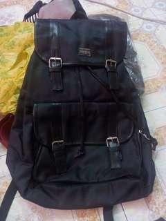 Black Backpack (waterproof )