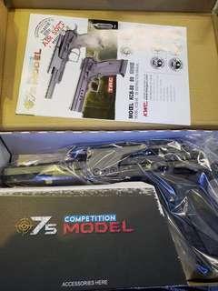 玩具槍 模型玩具槍 BB彈氣槍 KCB-88