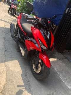 Yamaha Aerox 2017 Swap Sale