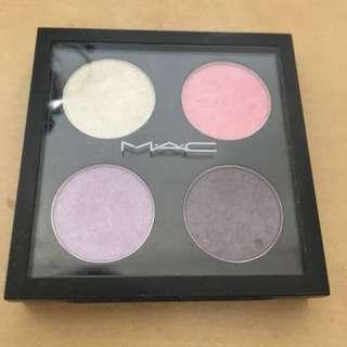 *price reduced* M.A.C 4 eyeshadow palette