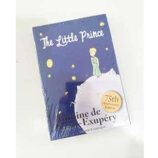 NEW BOOK HARDCOVER Little Prince 75th. Anniversary Edition Antoine de Saint-Exupéry Le Petiti Prince