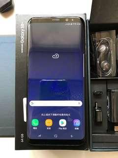 98%New Samsung Galaxy S8+ Plus 64GB Dual Black