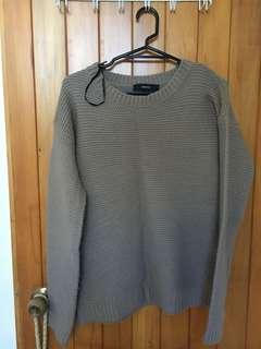 Knit jumper forever 21