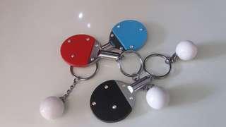 乒乓球匙扣每個