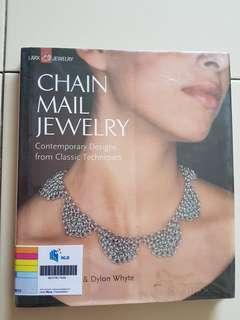 Chain Mail Jewelry Book