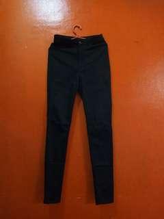 H&M || High-Waist Skinny Jeans