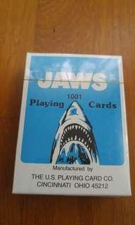 Brand New Jaws IV Poker Playing Cards