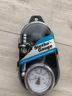 Analogue Tyre Monitoring