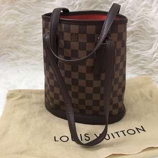 LV Bucket Authentic
