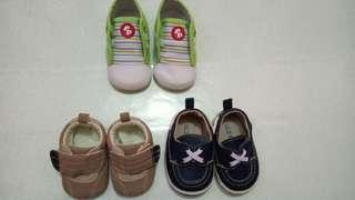 Baby boy shoes (preloved)