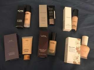 FOUNDATIONS FOR SALE !!!