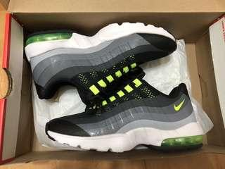 Nike wmns air max 95 ultra 螢光 漸層 木村 749212-002