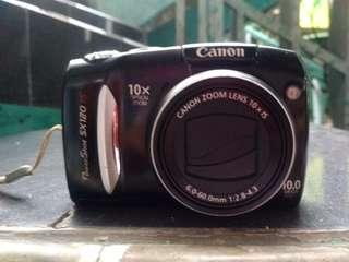 canon powershot sx120 is bekas