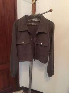 Workee Crop Jacket