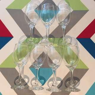 Thick Wine Glass (Set of 7 pcs)