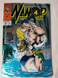 Vintage Nam or the Sub-Mariner Comic by Marvel Comic