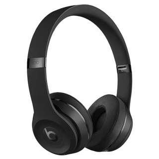 Beats Solo 3 Wireless - Sealed