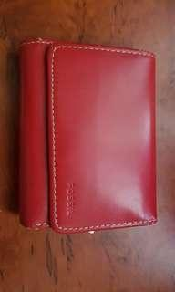 Fossil Leather Wallet Authentic