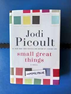 (Hardcover) Small Great Things by Jodi Picoult