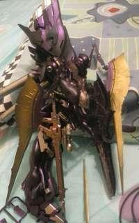 紫色新安mg上色完成品