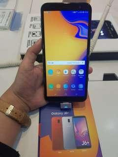 Samsung galaxy j6+ bisa cash dan kredit