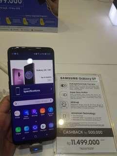 Samsung galaxy S9 bisa cicilantanpa cc
