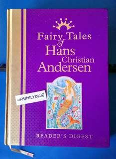 (Hardcover) Fairy Tales of Hans Christian Andersen - Reader's Digest