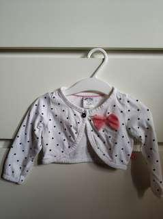 Cardigan for baby