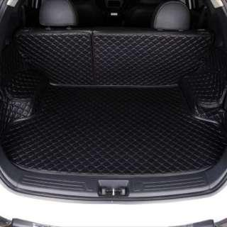 Honda Vezel or HRV boot protector mat cover PU leather