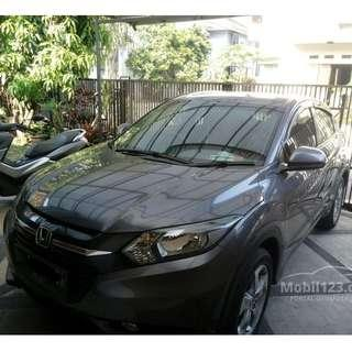 Mobil Honda HRV Mulus