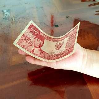 💥 Sukarno Bank notes