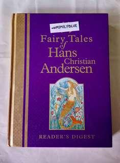 (Hardcover) Fairy Tales of Hans Christian Andersen / Reader's Digest