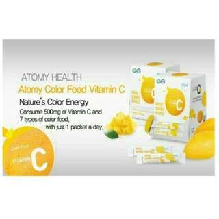 atomy vitamin c from korea