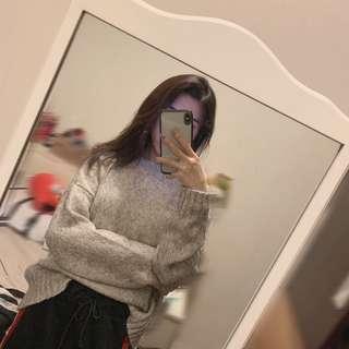 #A015F 羊毛冷衫