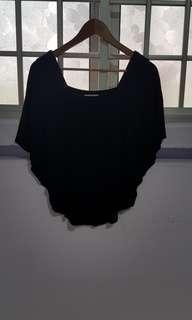 Butterfly black top