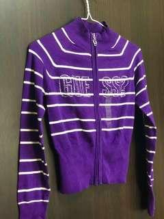 Guess Purple/Violet Sweater