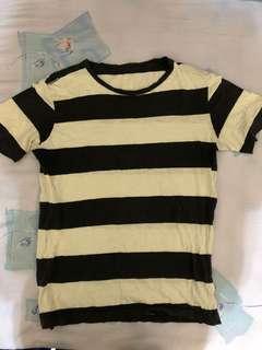 🚚 Hm 黑白條紋衣服